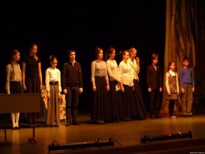 Детство Марины - спектакль ТЮМа