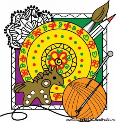 эмблема отдела декоративно-прикладного творчества